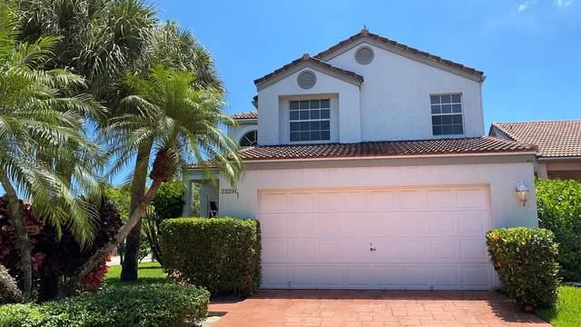 23290 La Vida Way, Boca Raton, FL 33433 (#RX-10625390) :: Posh Properties