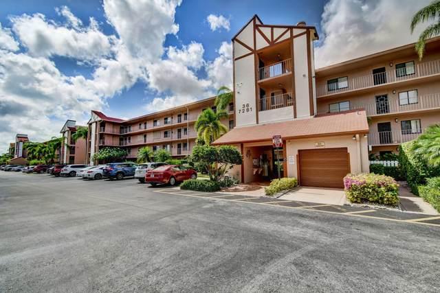 7281 Amberly Lane #301, Delray Beach, FL 33446 (#RX-10625391) :: Ryan Jennings Group