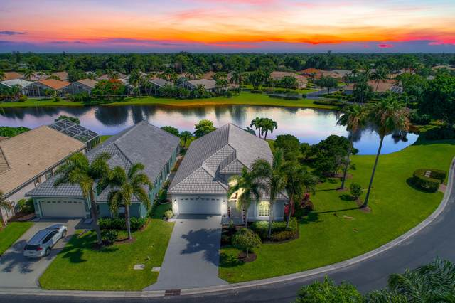 1601 SE Shelburnie Way, Port Saint Lucie, FL 34952 (#RX-10625394) :: Realty One Group ENGAGE