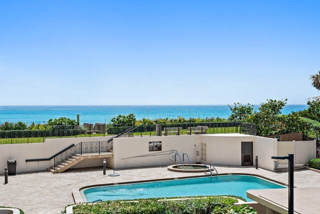 5380 N Ocean Drive 2-B, Riviera Beach, FL 33404 (#RX-10625395) :: Signature International Real Estate