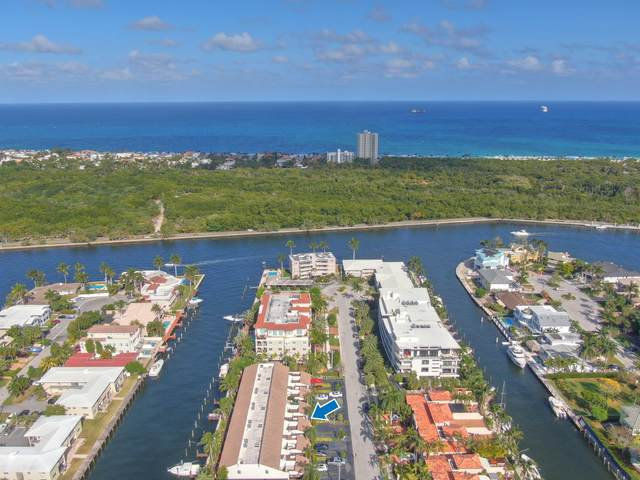 2751 NE 14th Street #7, Fort Lauderdale, FL 33304 (MLS #RX-10625398) :: Berkshire Hathaway HomeServices EWM Realty