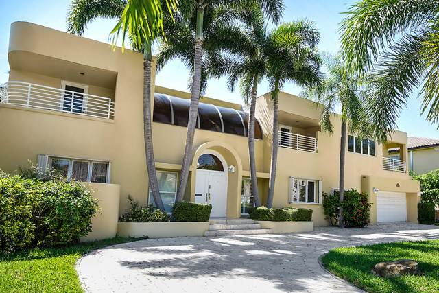 321 San Marco Drive, Fort Lauderdale, FL 33301 (MLS #RX-10625457) :: Lucido Global