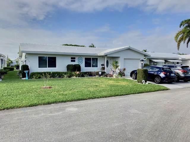 2093 SW Lake Circle Drive, Boynton Beach, FL 33426 (#RX-10625492) :: Posh Properties