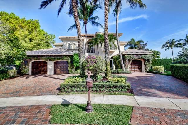 17679 Lomond Court, Boca Raton, FL 33496 (#RX-10625502) :: Posh Properties