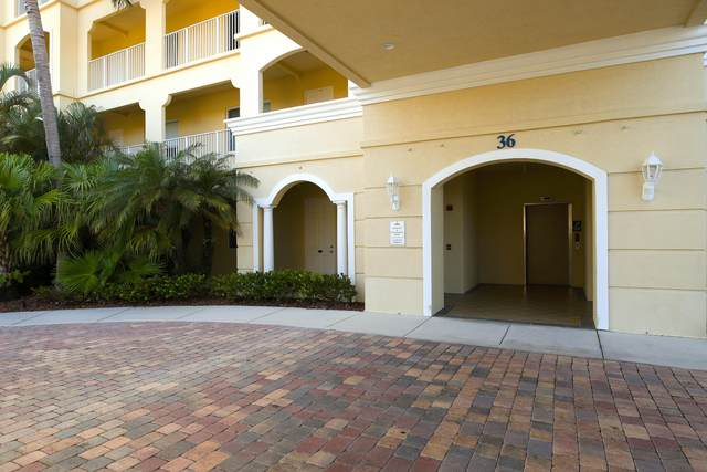 36 Harbour Isle Drive W #103, Fort Pierce, FL 34949 (#RX-10625529) :: The Reynolds Team/ONE Sotheby's International Realty