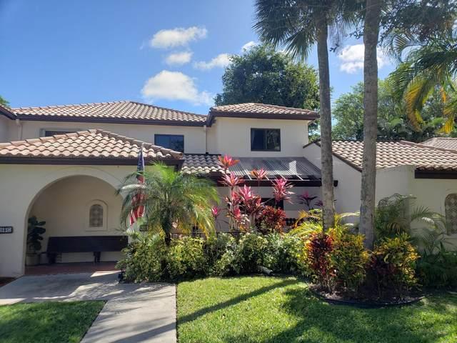 3114 Kingswood Terrace K04, Boca Raton, FL 33431 (#RX-10625534) :: Posh Properties
