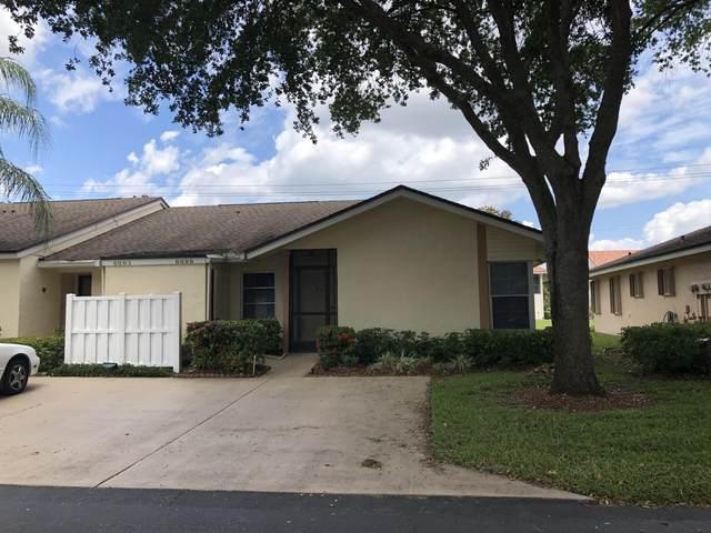 8689 Sunbird Place D, Boca Raton, FL 33496 (#RX-10625545) :: Posh Properties