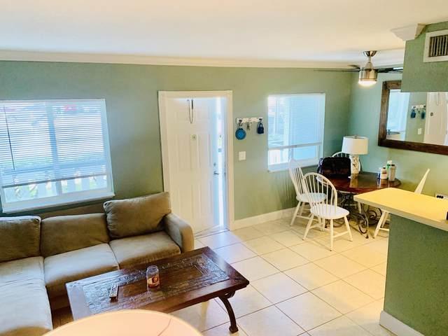306 E Ocean Avenue #107, Boynton Beach, FL 33435 (#RX-10625561) :: Posh Properties