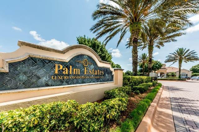 2352 57th Circle #2532, Vero Beach, FL 32966 (MLS #RX-10625645) :: Castelli Real Estate Services