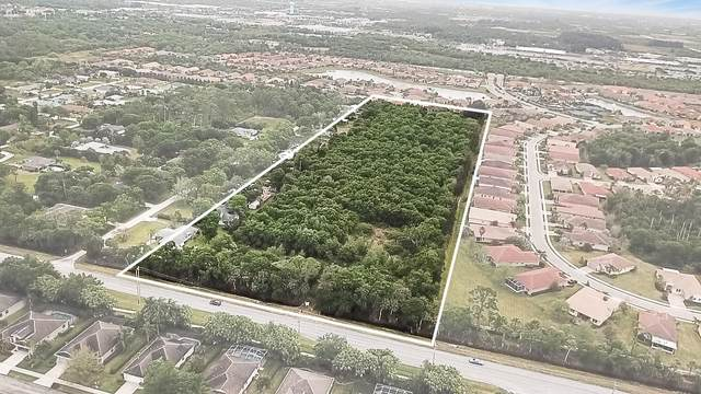 6285 33rd Street, Vero Beach, FL 32966 (MLS #RX-10625698) :: Castelli Real Estate Services