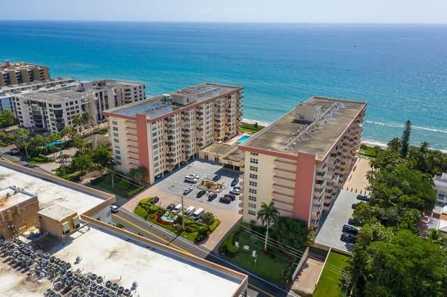 1147 Hillsboro Mile 203S, Hillsboro Beach, FL 33062 (MLS #RX-10625717) :: RE/MAX
