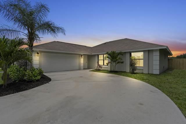 6568 NW Chugwater Circle, Port Saint Lucie, FL 34983 (#RX-10625728) :: Ryan Jennings Group