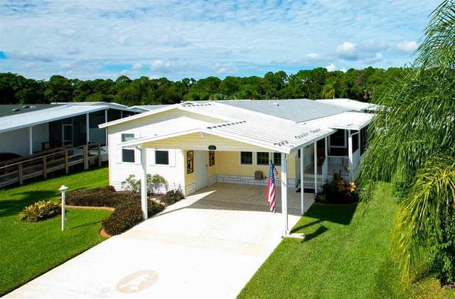 824 Sapodilla Drive, Barefoot Bay, FL 32976 (MLS #RX-10625742) :: Berkshire Hathaway HomeServices EWM Realty