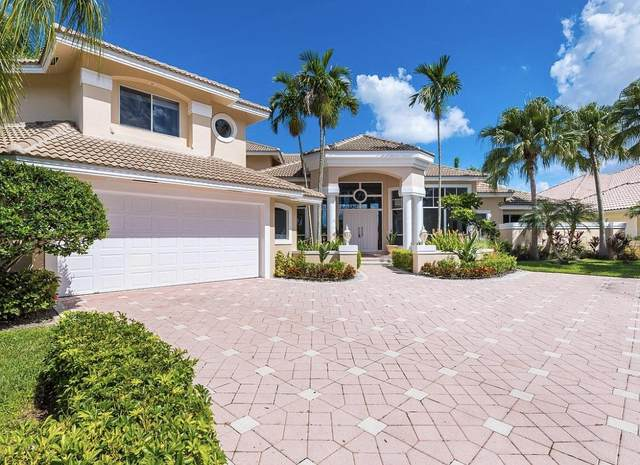 8470 Egret Lakes Lane, West Palm Beach, FL 33412 (MLS #RX-10625752) :: The Jack Coden Group