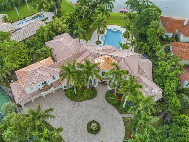 8495 Twin Lake Drive, Boca Raton, FL 33496 (MLS #RX-10625785) :: Berkshire Hathaway HomeServices EWM Realty