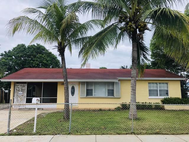 1414 S L Street, Lake Worth Beach, FL 33460 (#RX-10625792) :: Dalton Wade