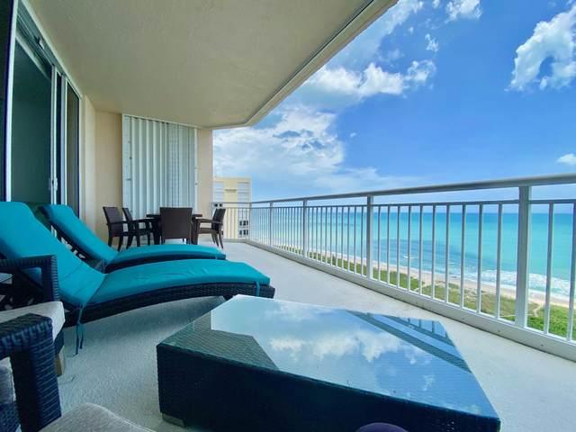 3880 N A1a #1103, Hutchinson Island, FL 34949 (#RX-10625793) :: The Reynolds Team/ONE Sotheby's International Realty