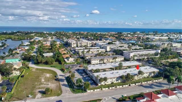 600 Snug Harbor Drive A14, Boynton Beach, FL 33435 (MLS #RX-10625800) :: RE/MAX