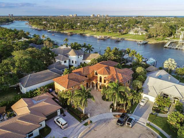 2317 Palm Harbor Drive, West Palm Beach, FL 33410 (MLS #RX-10625814) :: RE/MAX