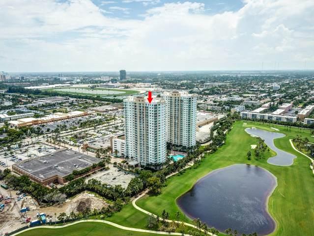 1755 E Hallandale Beach Boulevard 304E, Hallandale Beach, FL 33009 (#RX-10625845) :: Baron Real Estate