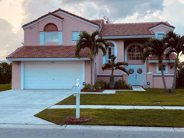 10805 Palm Spring Drive, Boca Raton, FL 33428 (#RX-10625846) :: Dalton Wade