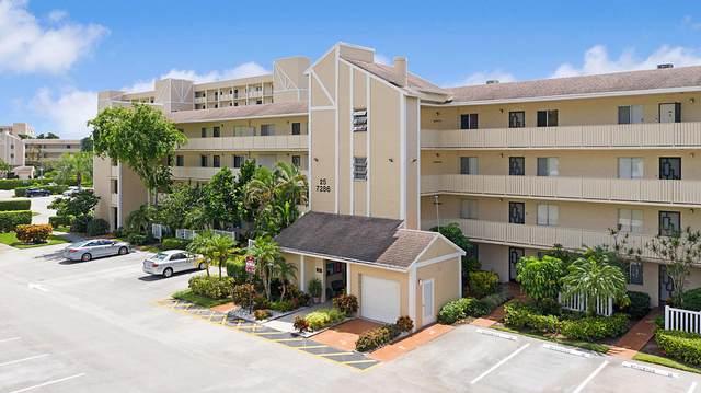 7286 Huntington Lane #205, Delray Beach, FL 33446 (#RX-10625851) :: Dalton Wade