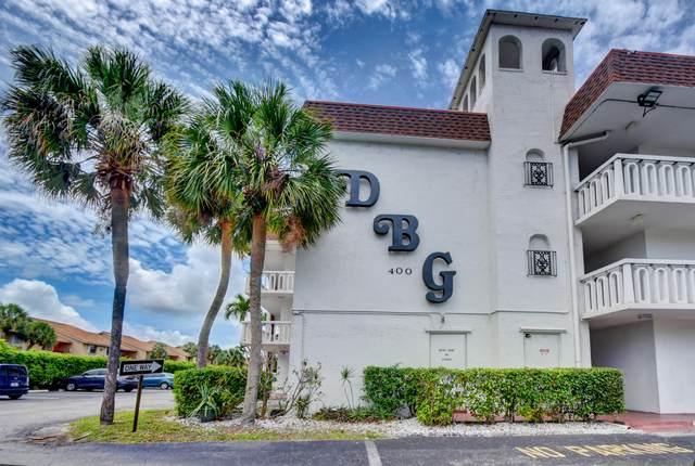 400 SE 10th Street #218, Deerfield Beach, FL 33441 (MLS #RX-10625884) :: Lucido Global