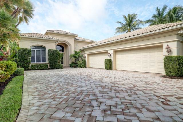 130 Via Florenza, Palm Beach Gardens, FL 33418 (MLS #RX-10625887) :: RE/MAX