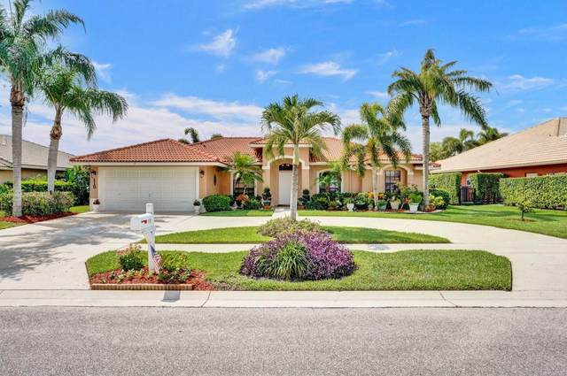 115 Fernwood Crescent, Royal Palm Beach, FL 33411 (#RX-10625893) :: Treasure Property Group