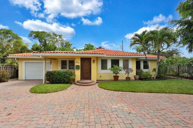 811 Forest Hill Boulevard, West Palm Beach, FL 33405 (#RX-10625901) :: The Rizzuto Woodman Team