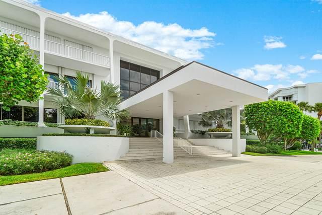 2275 S Ocean Boulevard 203A, Palm Beach, FL 33480 (#RX-10626060) :: Ryan Jennings Group