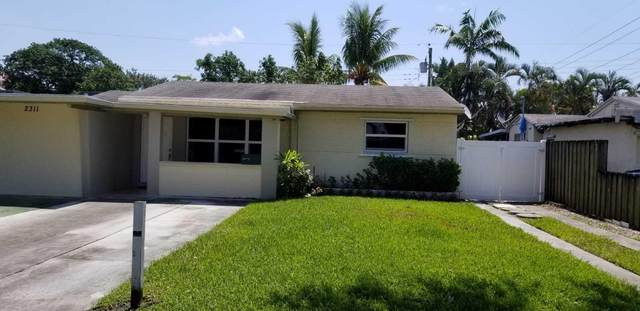 2311 N 58th Avenue, Hollywood, FL 33021 (#RX-10626072) :: Ryan Jennings Group