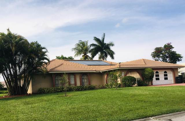 524 Muirfield Drive, Atlantis, FL 33462 (MLS #RX-10626140) :: Berkshire Hathaway HomeServices EWM Realty