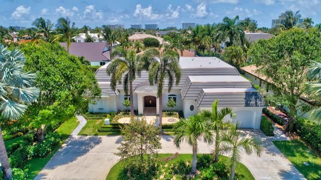 2314 W Maya Palm Drive, Boca Raton, FL 33432 (MLS #RX-10626166) :: Lucido Global