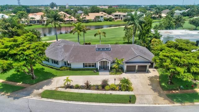 21333 Bellechasse Court, Boca Raton, FL 33433 (#RX-10626174) :: Ryan Jennings Group