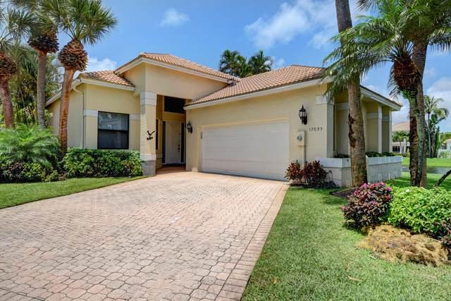 17033 Ryton Lane, Boca Raton, FL 33496 (MLS #RX-10626190) :: Lucido Global