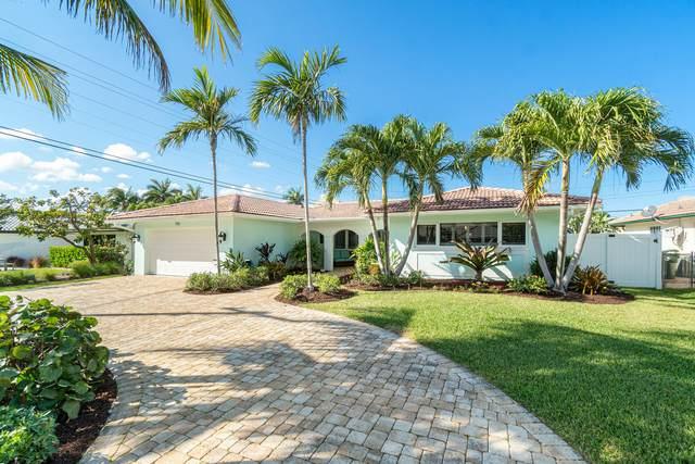 755 Cordova Drive, Boca Raton, FL 33432 (MLS #RX-10626191) :: Lucido Global