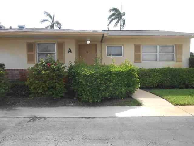 2571 Barkley Drive W A, West Palm Beach, FL 33415 (#RX-10626226) :: Ryan Jennings Group