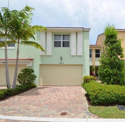 4853 NW 16th Ter Terrace, Boca Raton, FL 33431 (MLS #RX-10626229) :: RE/MAX
