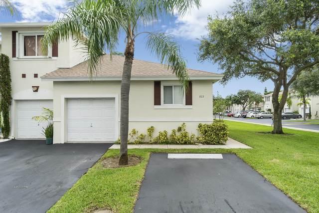 803 NW 42nd Place, Deerfield Beach, FL 33064 (#RX-10626237) :: Ryan Jennings Group
