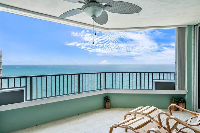 5200 N Ocean Drive #1503, Singer Island, FL 33404 (#RX-10626266) :: Signature International Real Estate