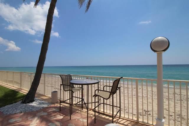 3520 S Ocean Boulevard H205, South Palm Beach, FL 33480 (MLS #RX-10626274) :: RE/MAX
