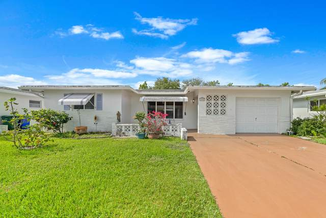 6780 NW 14th Street, Margate, FL 33063 (#RX-10626277) :: Realty100