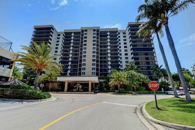 3400 S Ocean Boulevard 4A, Highland Beach, FL 33487 (MLS #RX-10626319) :: Laurie Finkelstein Reader Team
