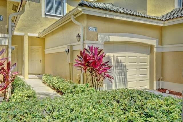 2099 Pasa Verde Lane #3, Weston, FL 33327 (#RX-10626328) :: Dalton Wade