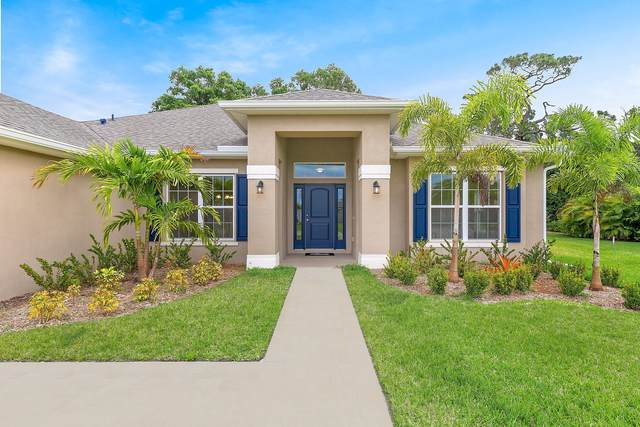 4330 SW Attlee Street, Port Saint Lucie, FL 34953 (#RX-10626347) :: Ryan Jennings Group