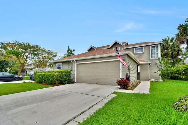 922 Honeytree Lane, Wellington, FL 33414 (#RX-10626371) :: Realty100