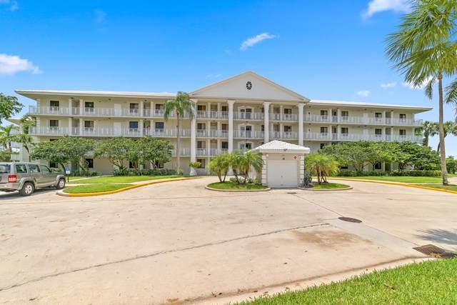 2791 Village Boulevard #206, West Palm Beach, FL 33409 (MLS #RX-10626374) :: Castelli Real Estate Services