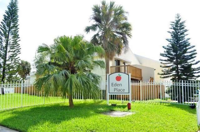 633 Executive Center Drive L203, West Palm Beach, FL 33401 (#RX-10626412) :: Ryan Jennings Group