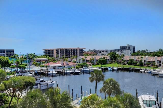 2707 N Ocean Boulevard D508, Boca Raton, FL 33431 (#RX-10626417) :: Ryan Jennings Group